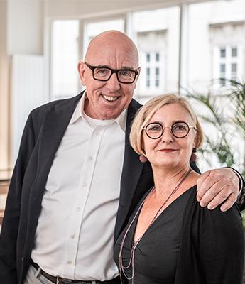 Erich und Ingrid Hartmann