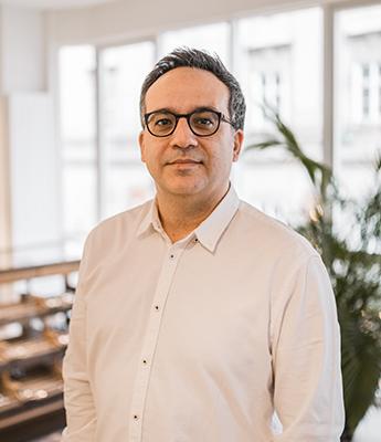 Pedram Sarshar